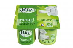 Yaourt nature BIO nat'